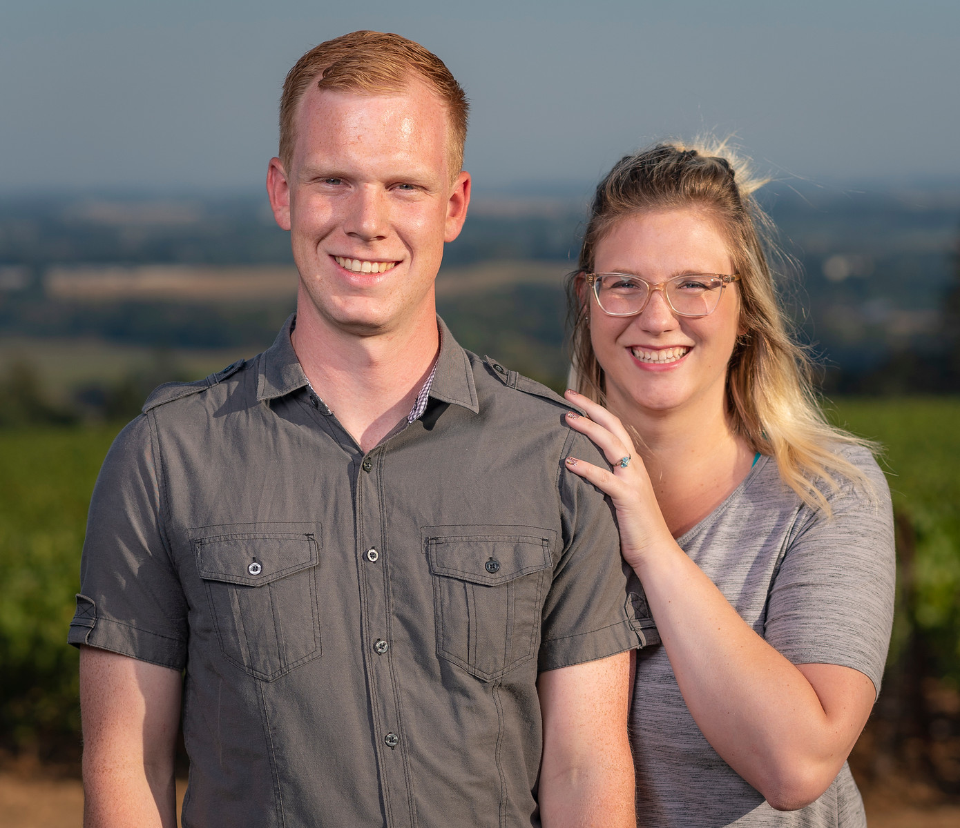 Ps Austin & Morgan Lind - C3 Lake Oswego Service Pastors