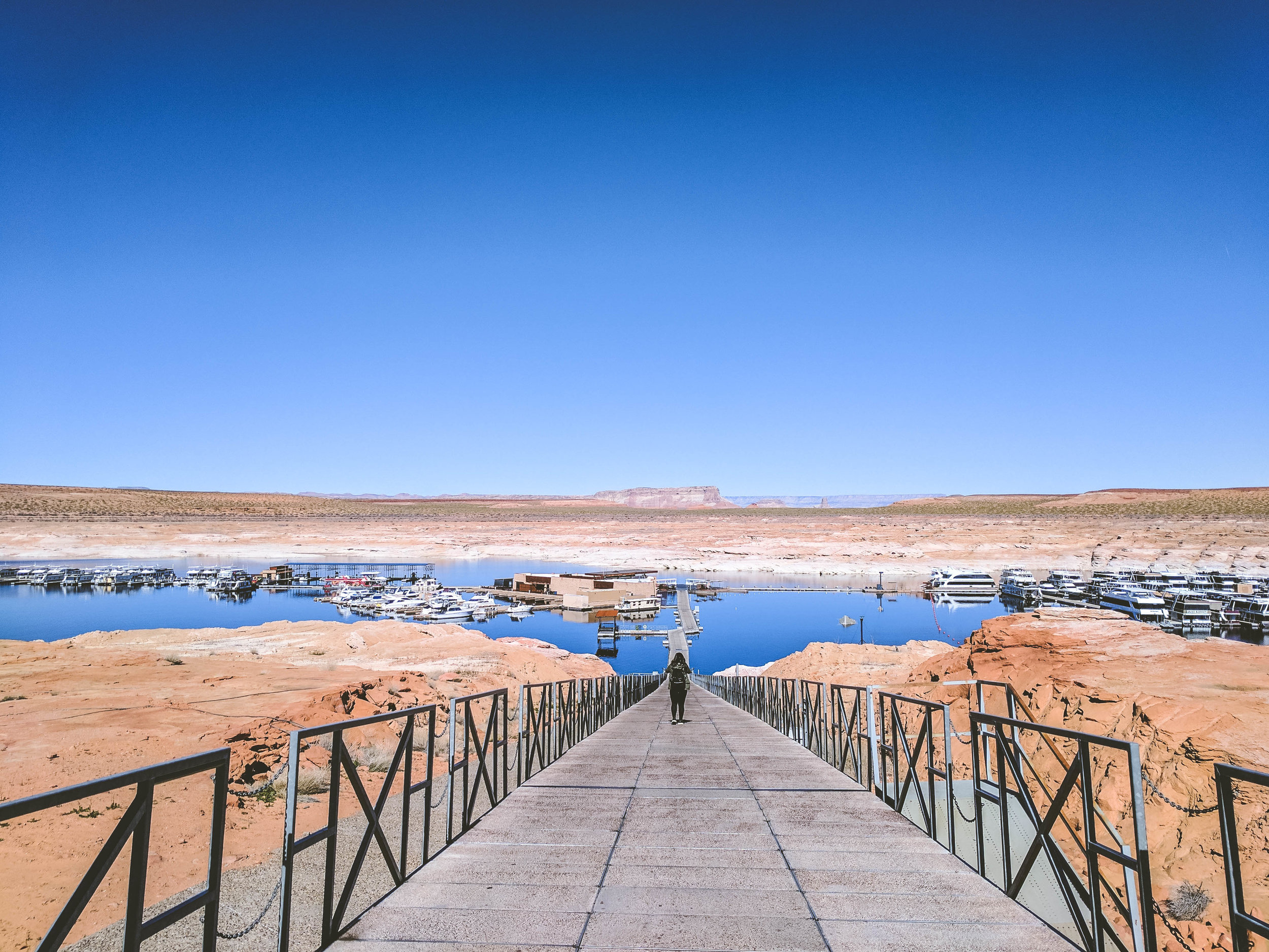 lake powell antelope canyon page arizona