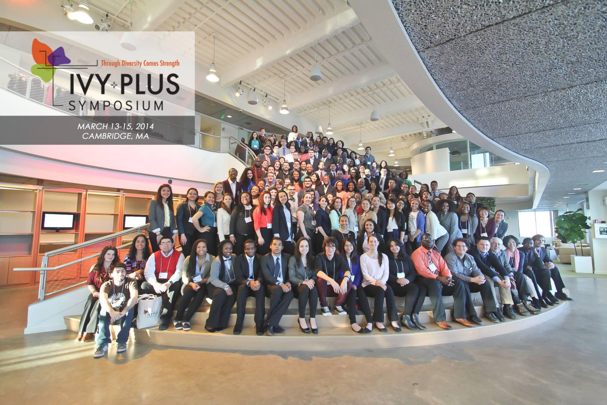 GMS at IVY Plus Symposium