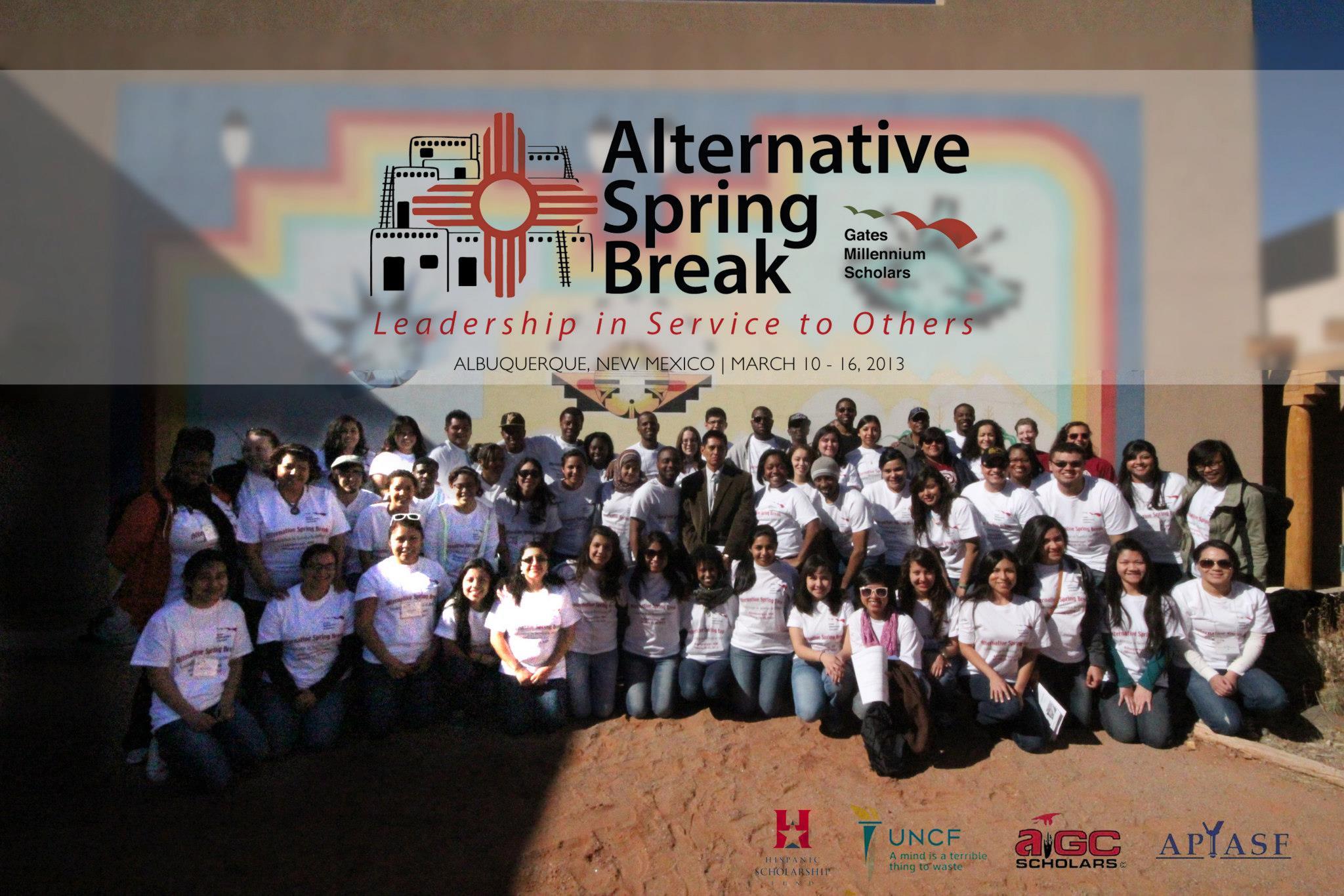2013 GMS Alternative Spring Break