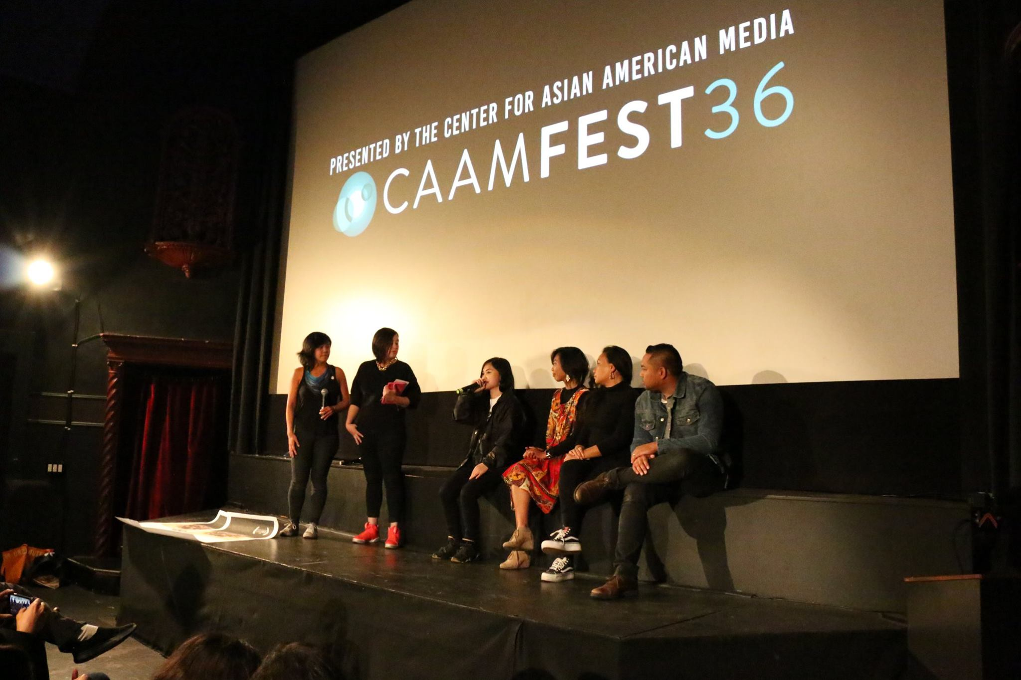 Sold Out World Premier @ Roxie Theater, San Francisco CAAMFEST 2018