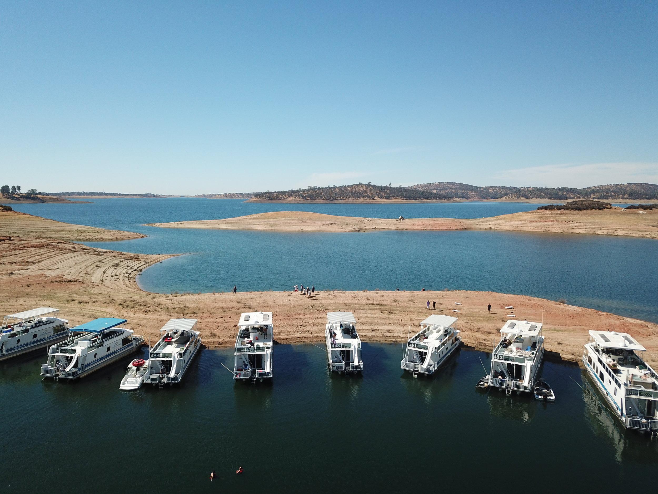 Don Pedro Lake