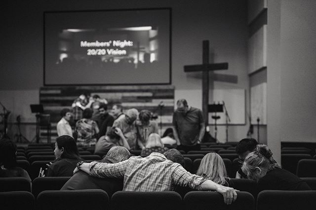 Thank you to everyone who attended our 'Members' Night' meeting and for partnering with us to spread the Gospel. We are excited to see how God leads us this next year. Please continue praying for the direction of the church and how we can glorify and exemplify Christ more.