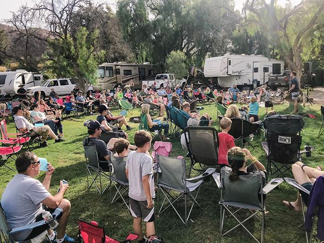 This morning as we gather for our service in Moorpark we have families worshiping together in Santa Paula at Family Camp. What an incredible blessing!