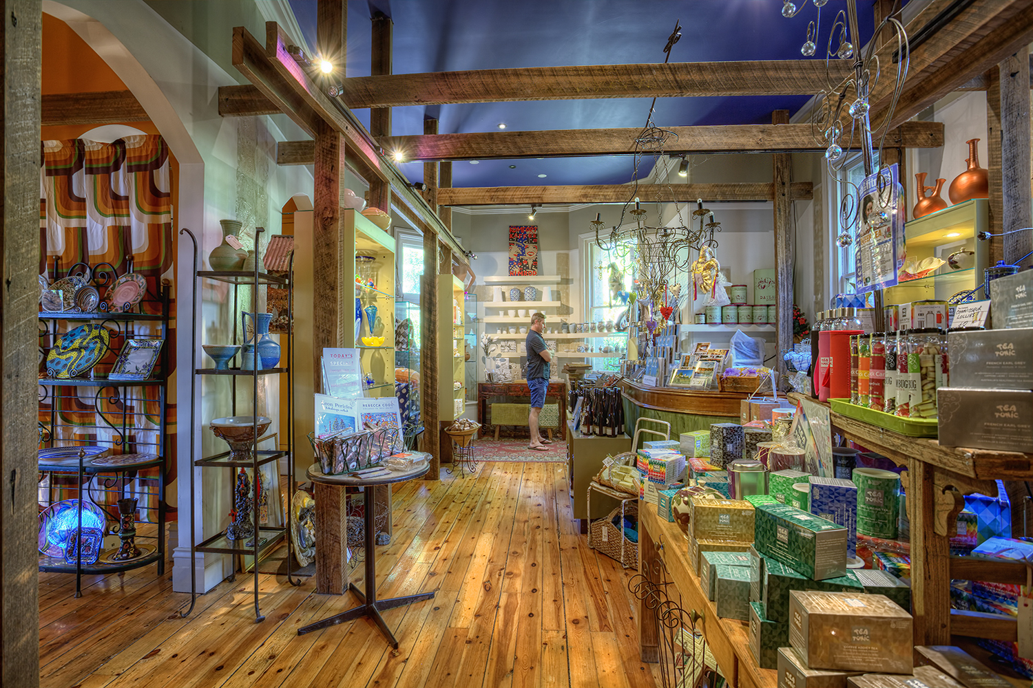 Shopping galore at The Convent's gift shop