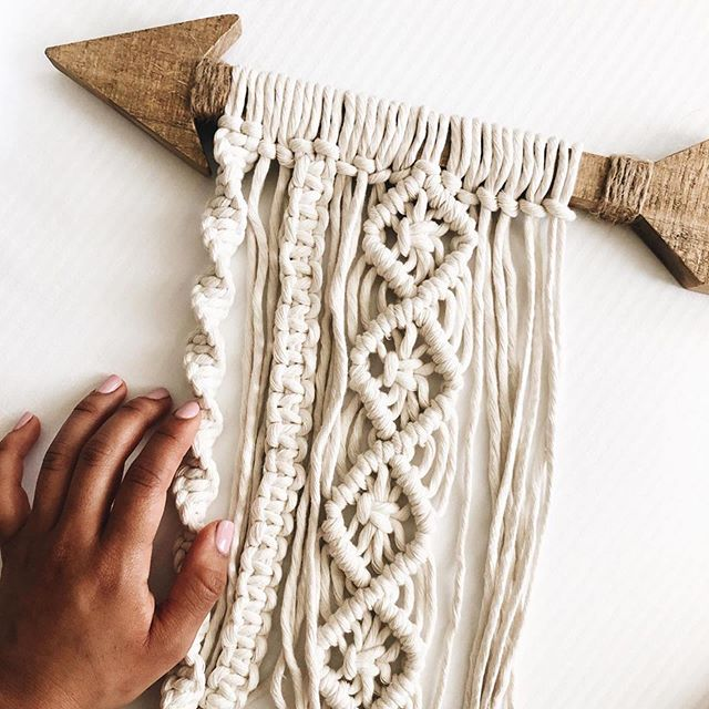 C by the Sea Shoppe 〰️ Owned & Operated by Atzimba Pahua 〰️ Ever wonder how to step up your houseplant game? Meet Atty of C by the Sea Shoppe. Her handmade/homemade macramé wall hangings and plant hangers will bring you the boho vibe you've been looking for. Your plants will also be extra happy in their new, cozy homes thanks to her eco conscious material choices including driftwood locally sourced from the beaches of Ventura County. But why should our homes have all the fun? Check out her macramé earrings to upgrade your own personal boho vibe, too. 〰️#SupportWOWO & follow: @cbytheseashoppe