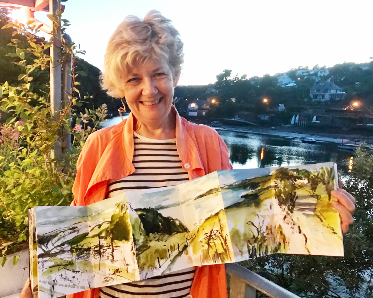 UNFOLDING THE LANDSCAPE WITH DEBBIE MCKINNON (MAY 6 - 9, 2020)     Sea Eagle Point, NSW Australia   Join artist Debbie Mackinnon at Sea Eagle Point, a beautiful waterfront property overlooking the pristine Wallis Lake for a 4-day Artist's Retreat.    Read More