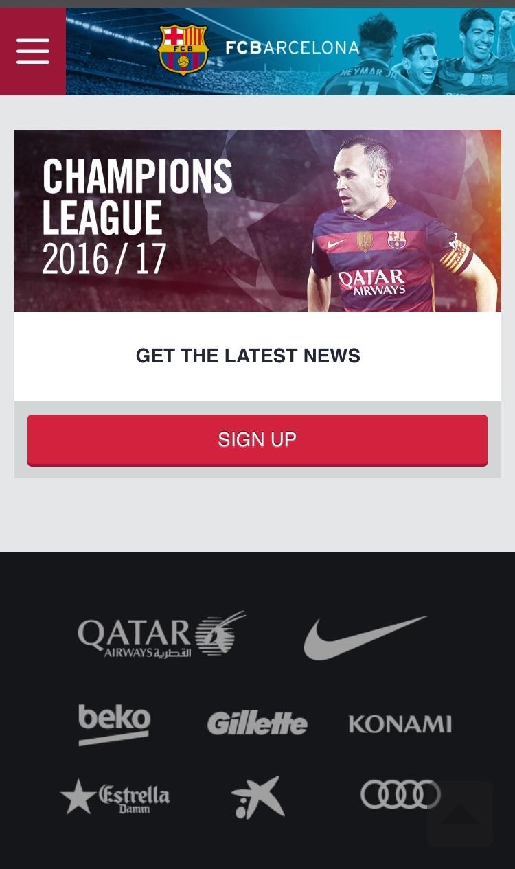 FC Barcelona Updates