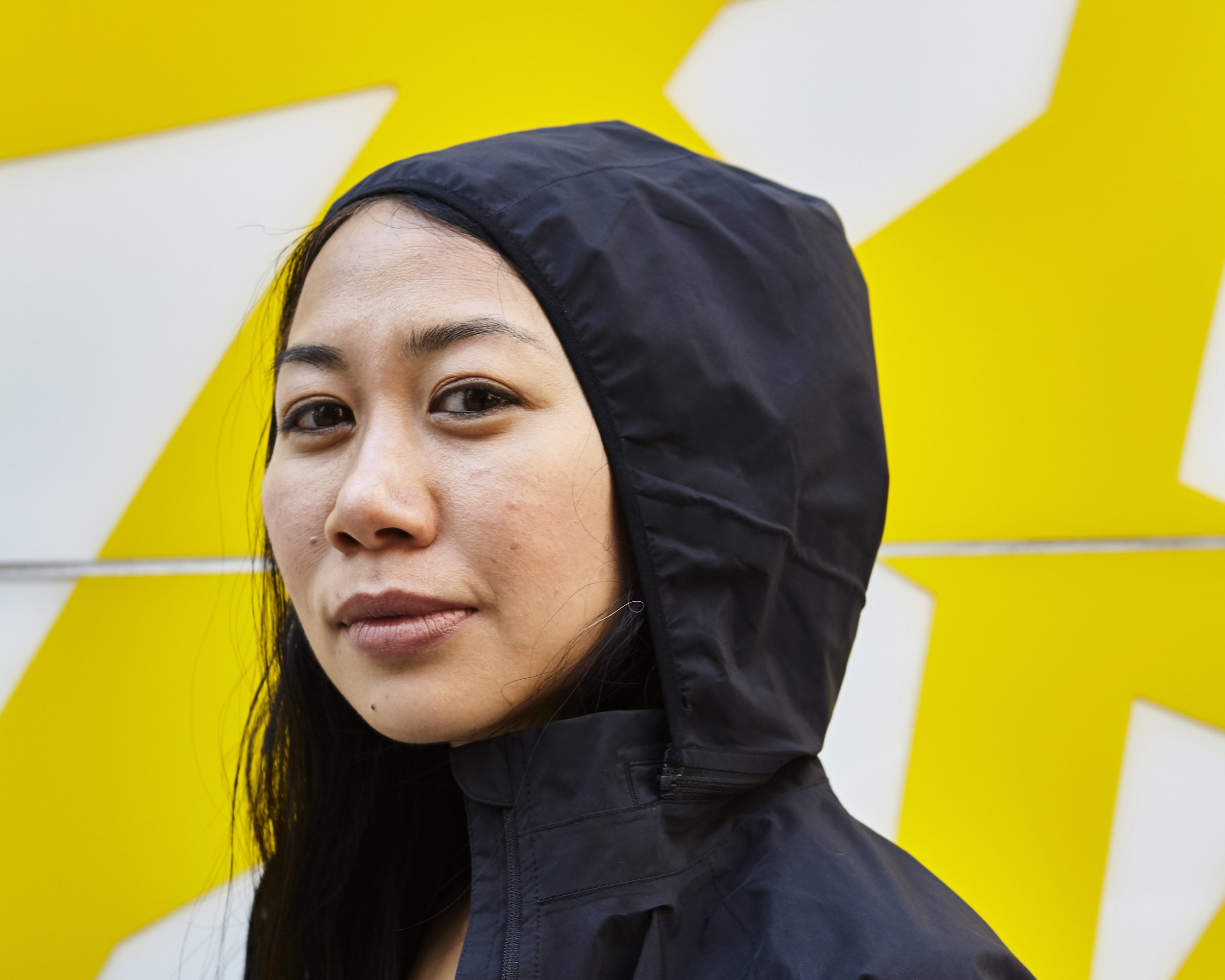 Windbreaker: Nike, All images by  Kelly Marshall .