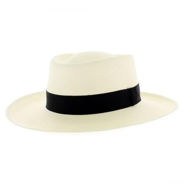 Traclet Gambler Panama Hat
