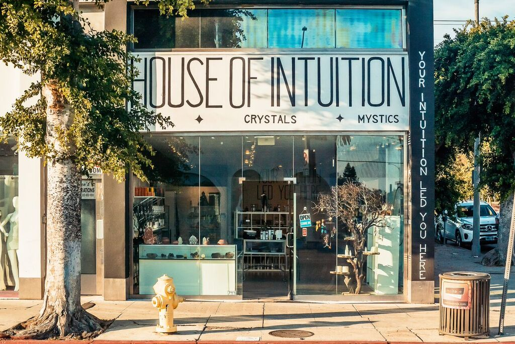 house of intuition -