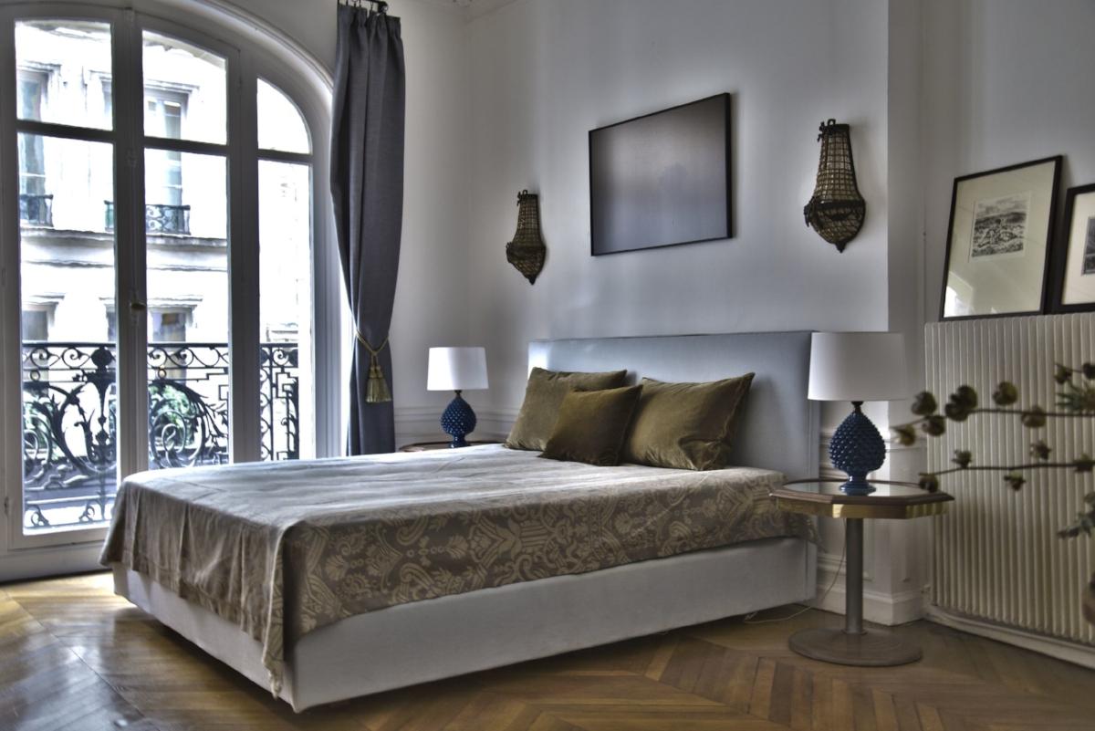 Feng Shui Bedroom by Marianne Gordon