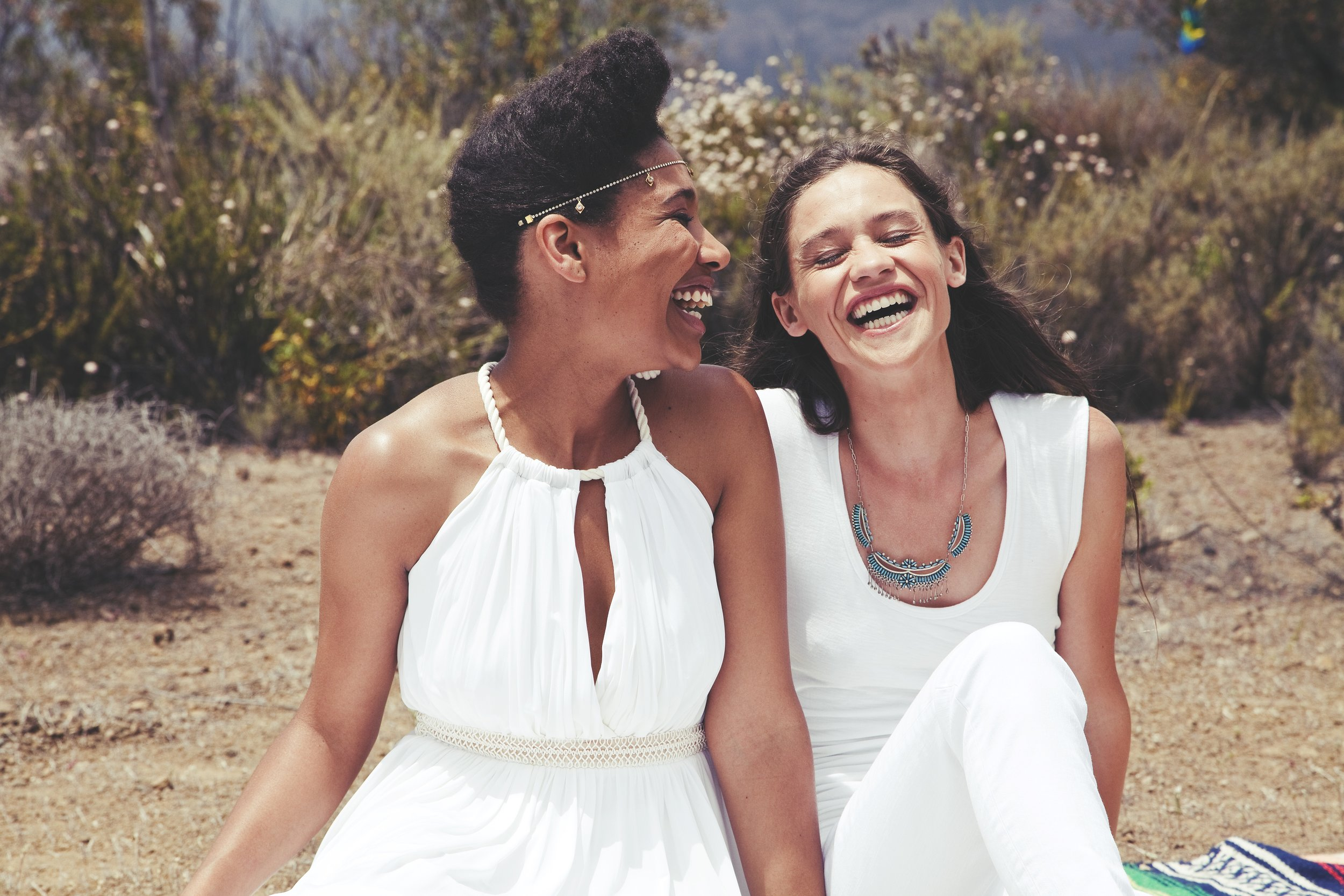 Morgane Richardson and Alexandra Garcia