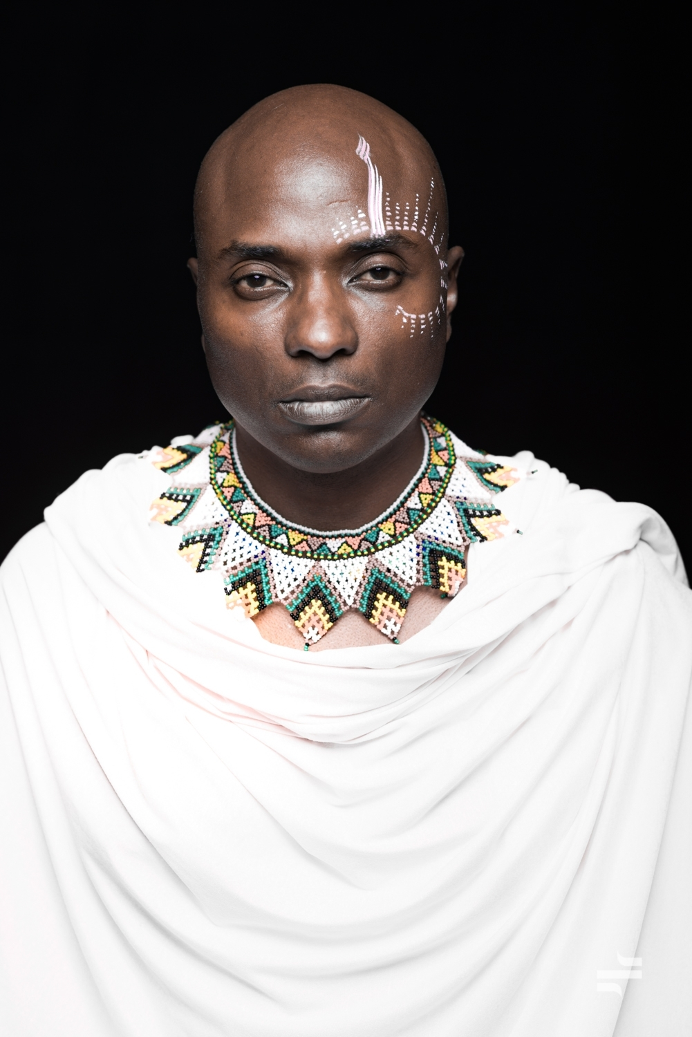 Shaman Durek photographed by Amir Magal