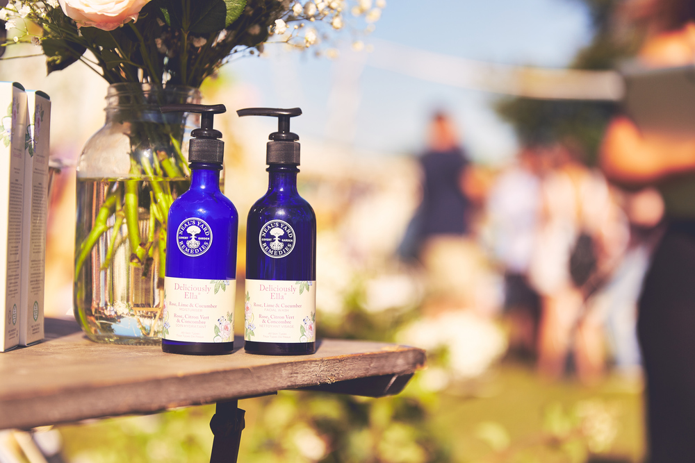 The latest and greatest, strong collaboration skills from Neals Yard and Deliciously Ella