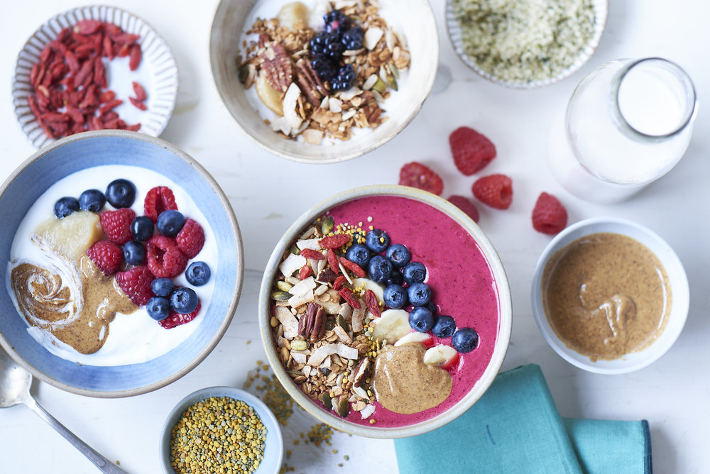 Concoctions made by the Clean and Lean Bible at Bodyism