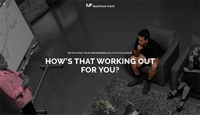Business M8