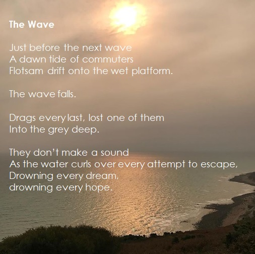 The Wave, by Simon Chinnery