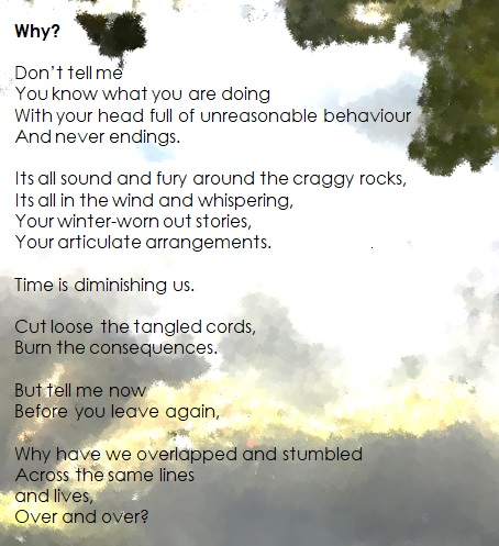 Why, by Simon Chinnery