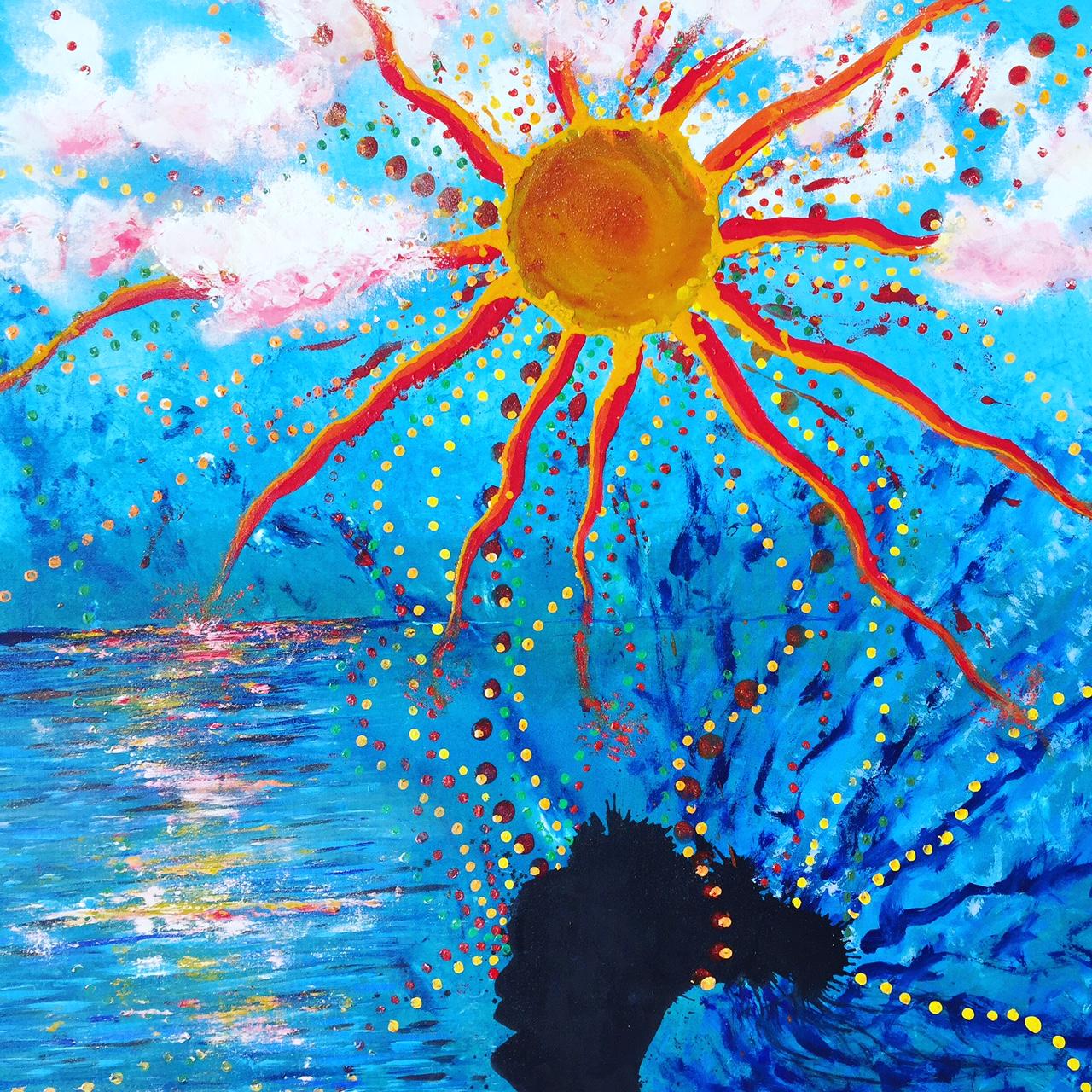 Swimming In Sunshine.JPG