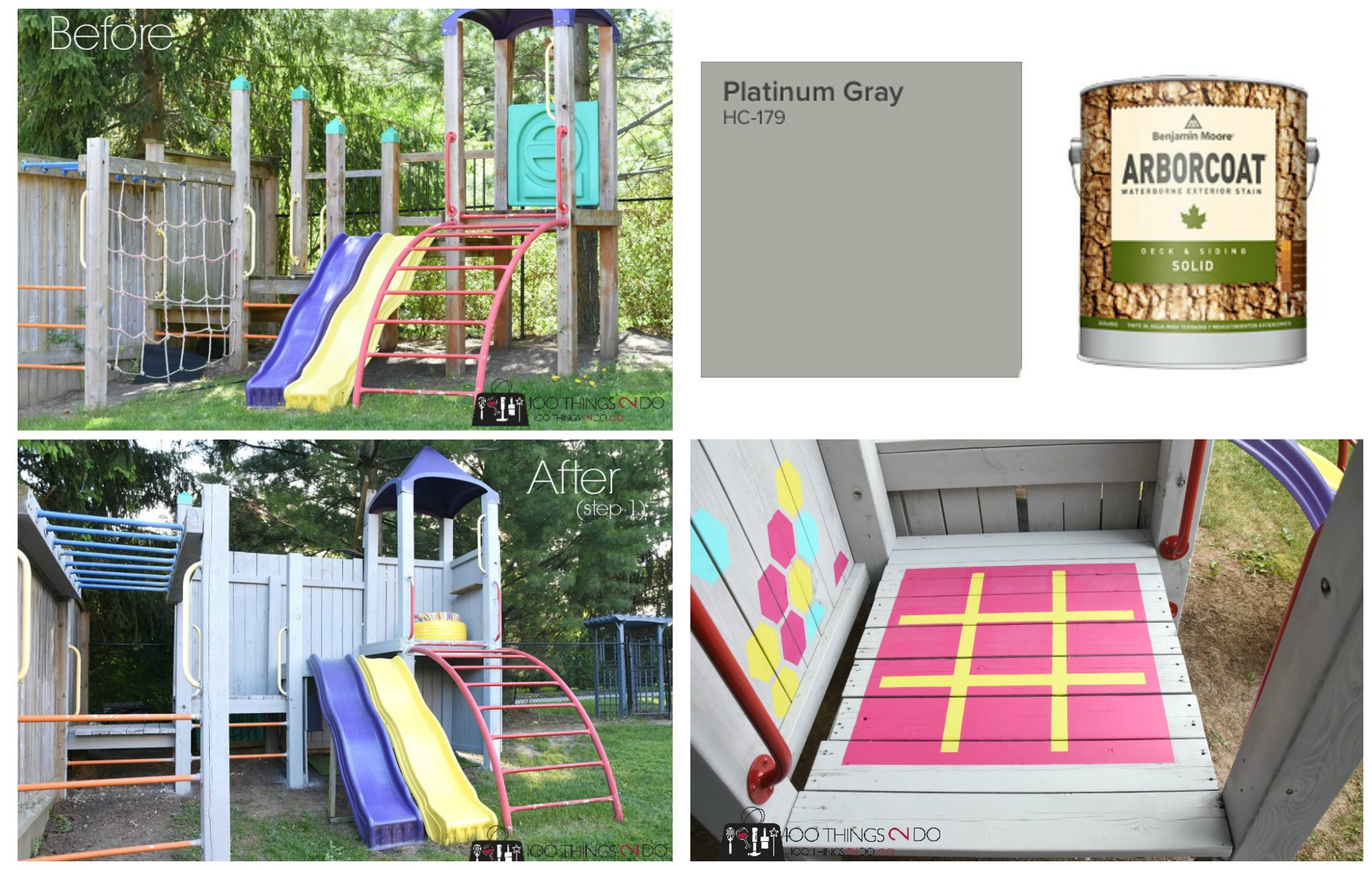 100 Things 2 Do Playground Project