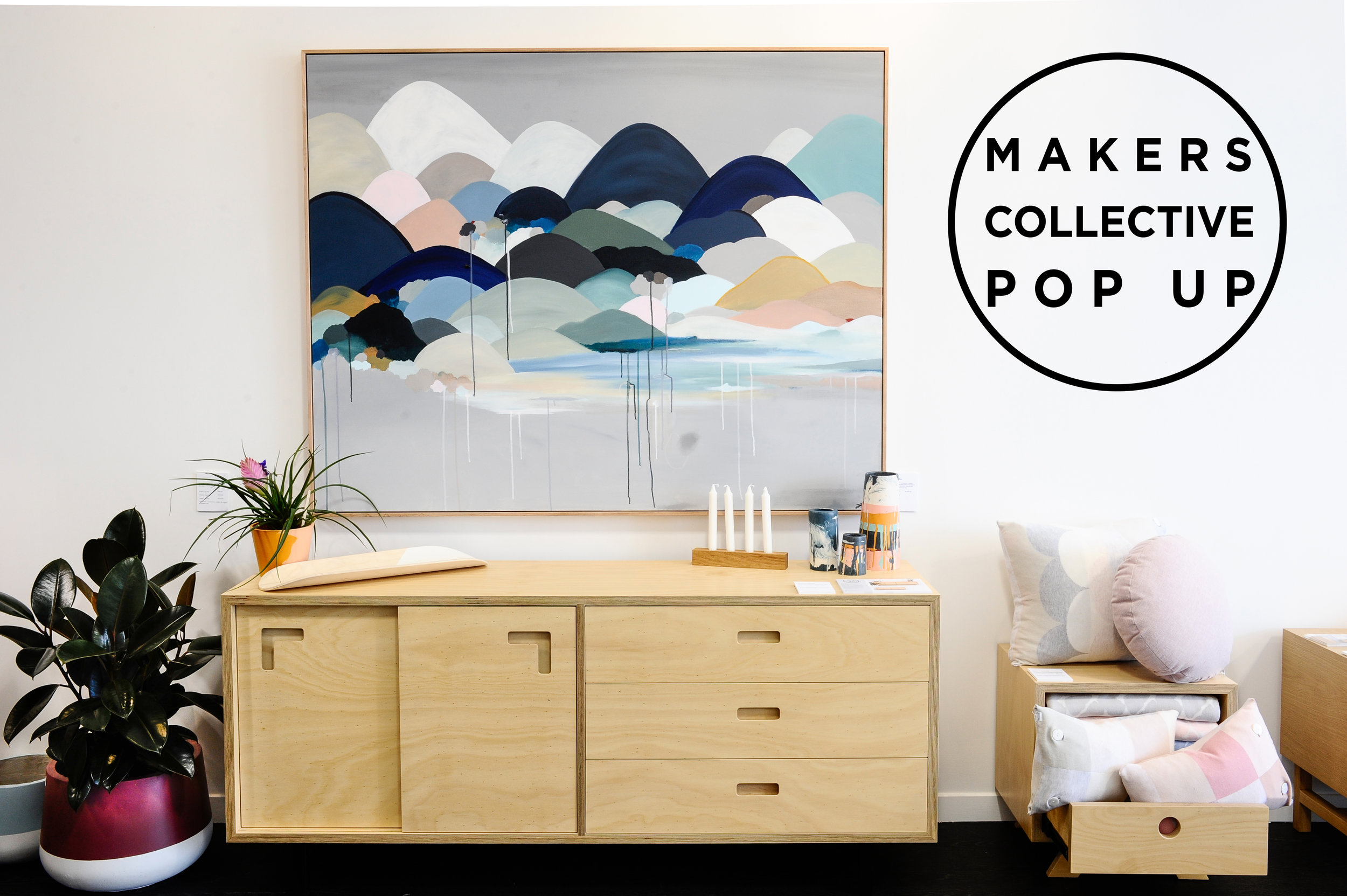 In the heart of Richmond, there's so much to love at the Makers Collective Pop-Up. Image credit : Haley Kigbo