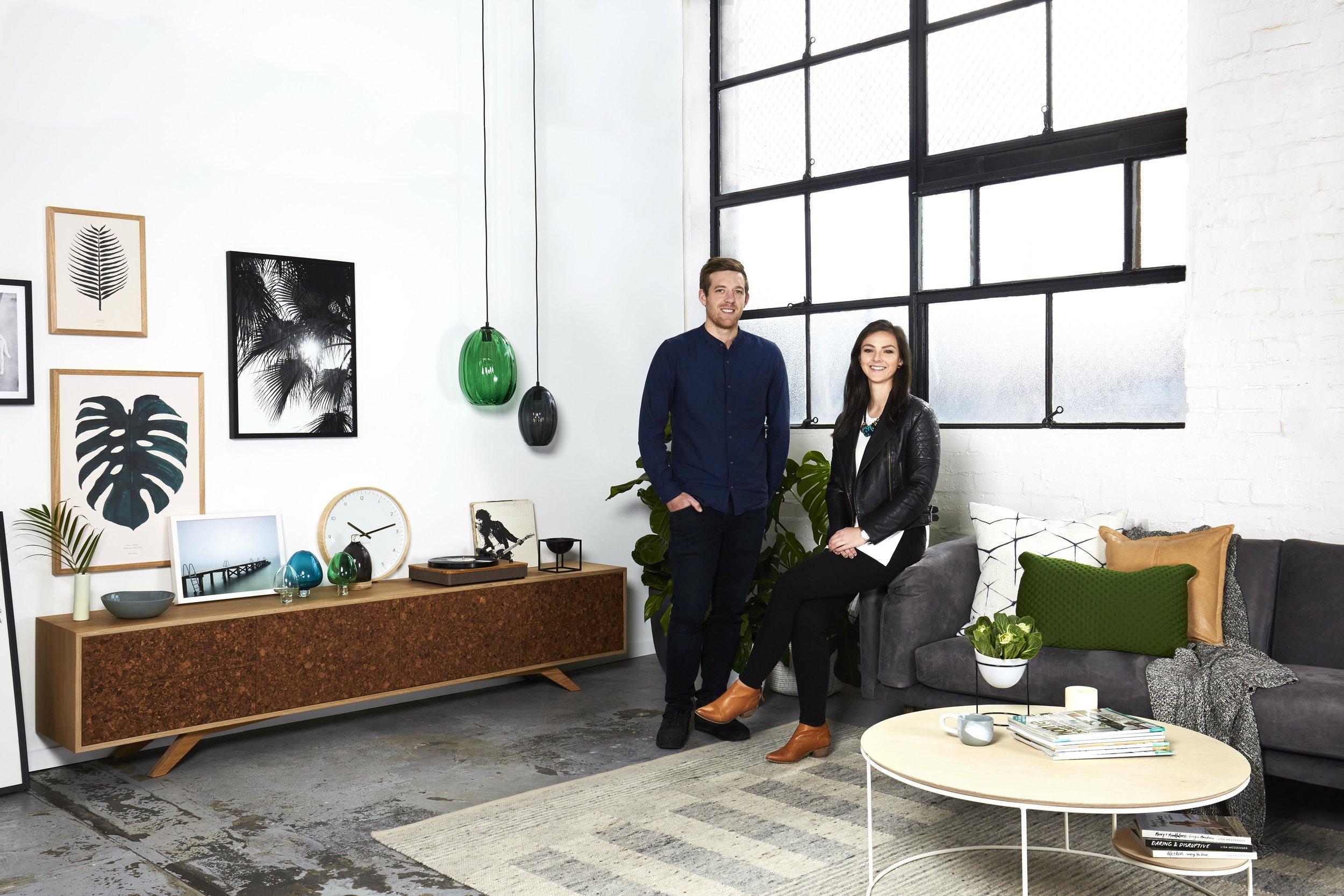 Maitland Street Interiors, Sarah Elshaug, Interior Stylist Melbourne, Antonia Morrongiello, Ian Anderson