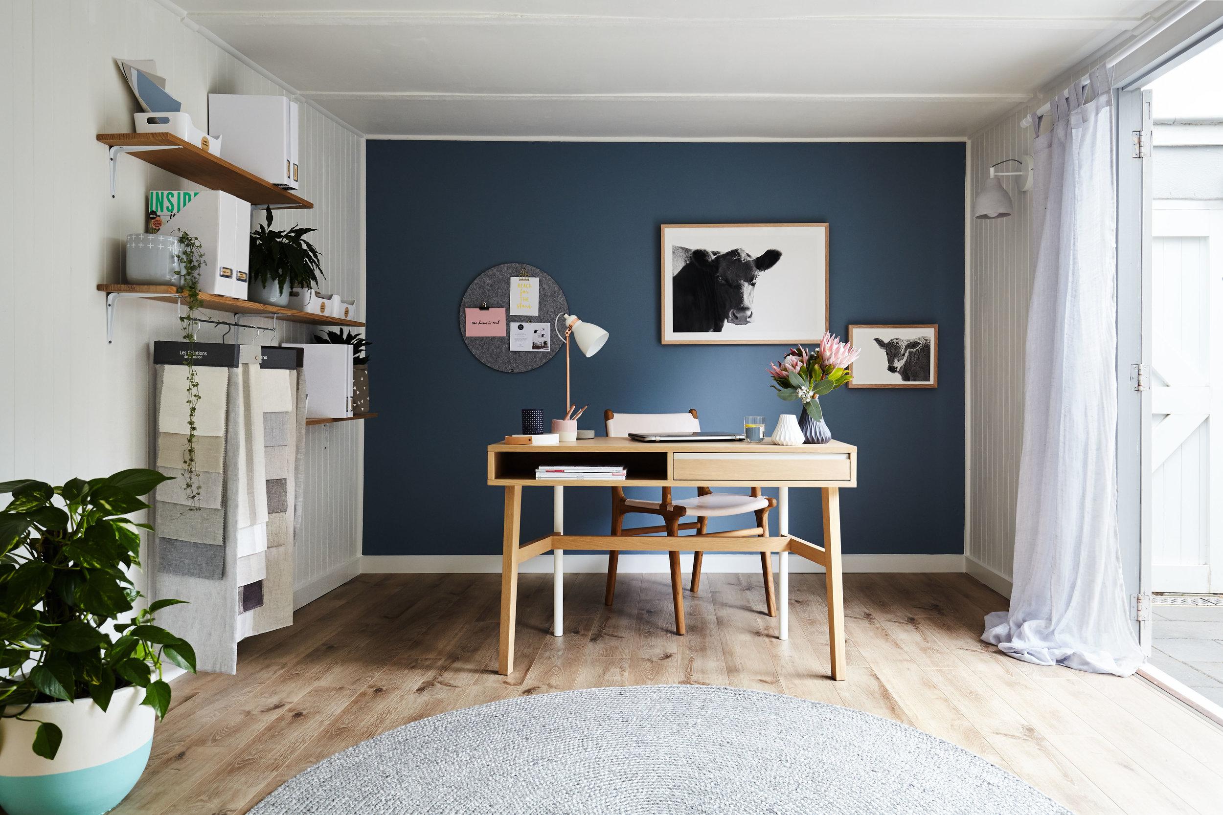 Maitland Street Interiors, Sarah Elshaug, Interior Decorator Melbourne, The MSI Studio, Home Office, Interior Stylist Melbourne