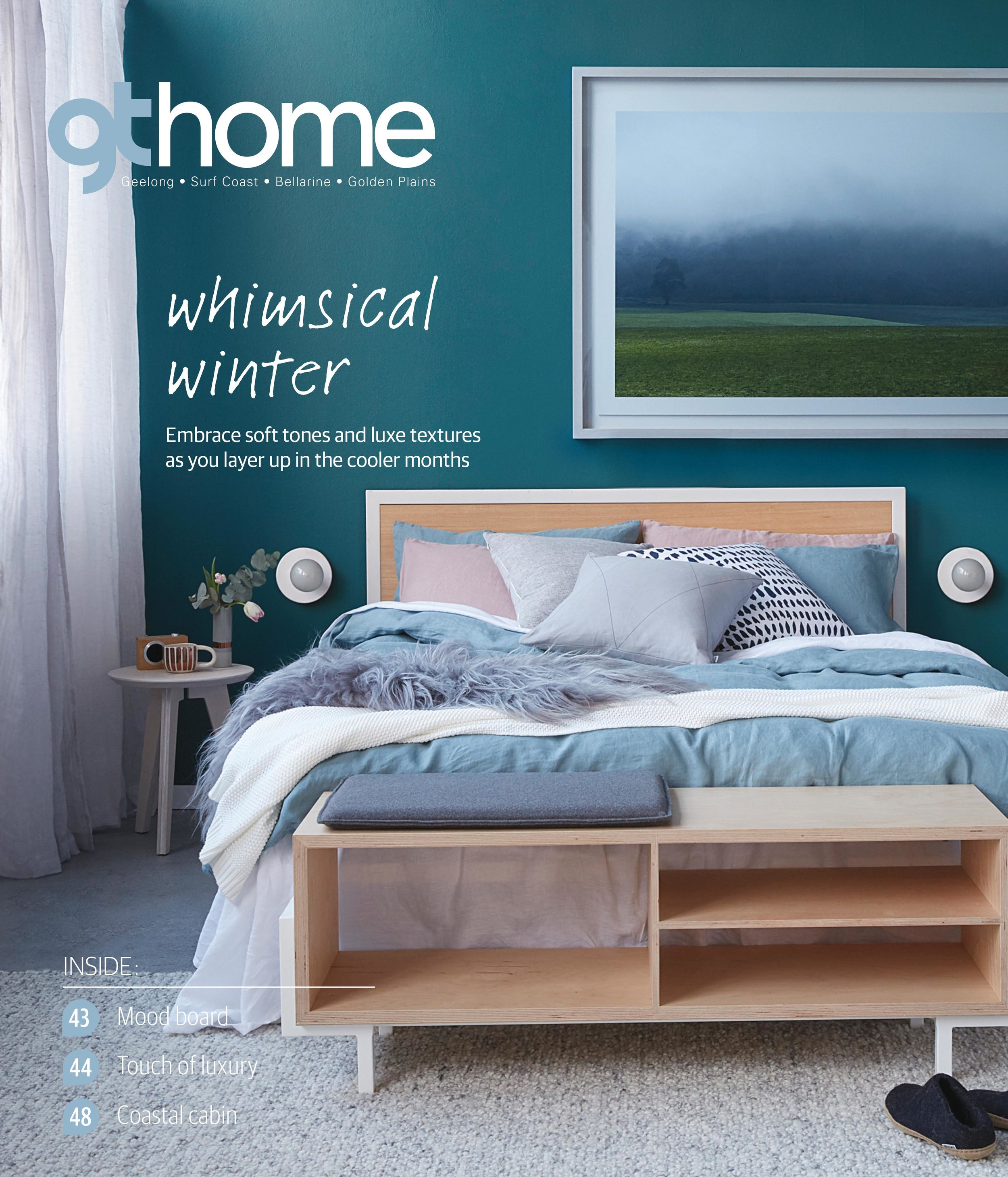 Maitland Street Interiors, Sarah Elshaug, Felix Furniture, GT Home, Bedroom Style, Interior Stylist Melbourne
