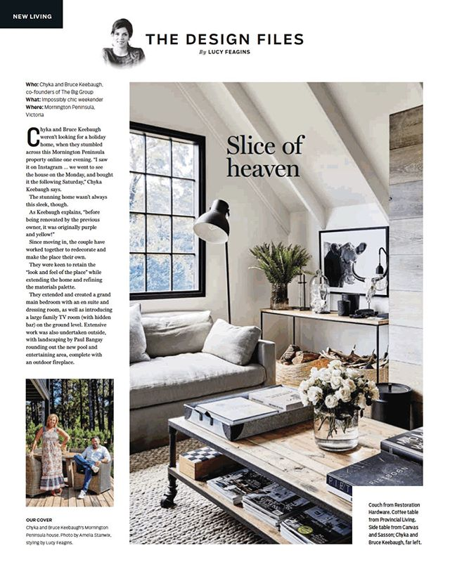So excited to see Elsie, one of my @elsieandhugo photographic prints in last weekends @domain.living article by Lucy @thedesignfiles 🙌🏻 ✖️ Elsie is styled to perfection by @chykak and looks so at home here ✖️ congrats on all you have achieved at your delightful Mornington Peninsula retreat 🖤 ✖️ link to the full article via our media page 👆🏻 . . . . . #maitlandstreetinteriorsloves #elsieandhugo #countrystyle #morningtonpeninsula #interiorinspo #nordicinspired #weekendretreat #domainliving #lucyfeagins #thedesignfiles