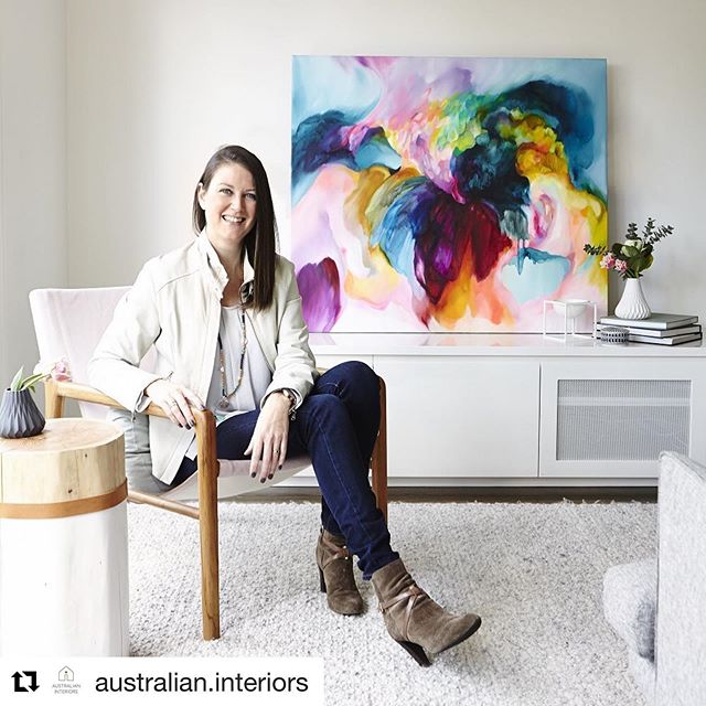 Our Creative Director, Sarah recently caught up with the team from @australian.interiors ✖️she chats all things interiors, plus a few tips on how to best engage the services of an Interior Decorator or Designer ✖️ Sarah also shares her favourite part of the design process when collaborating with clients... ✖️ read all the details via the link in our bio 🙌🏻 ✖️ pic by @stephanie_rooney x  Repost @australian.interiors with @get_repost ・・・ Beginning her career down a different path, Sarah has combined her knowledge in marketing and events with her passion for beautiful interiors to create @maitlandstreetinteriors . After craving a more creative outlet beyond corporate life, Sarah found it studying Interior Decoration at RMIT before launching the studio in 2016. Her ambition has always been to create beautifully resolved spaces that bring retreat-style living into the home – directly influencing the way people feel, every day . Read more on the blog under INTERVIEWS . #australianinteriors #sydneyinteriors #designprocess #designstudio #melbourneinteriors #maitlandstreetinteriors #sarahelshaug #melbourneinteriordecorator #melbourneinteriorstylist #brisbaneinteriors #perthinteriors