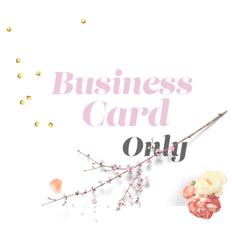 Business Card Only Package