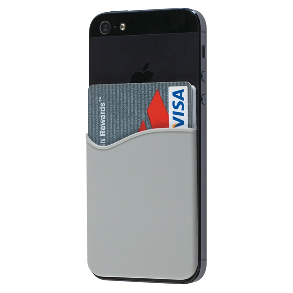 vSilicone Phone Wallet