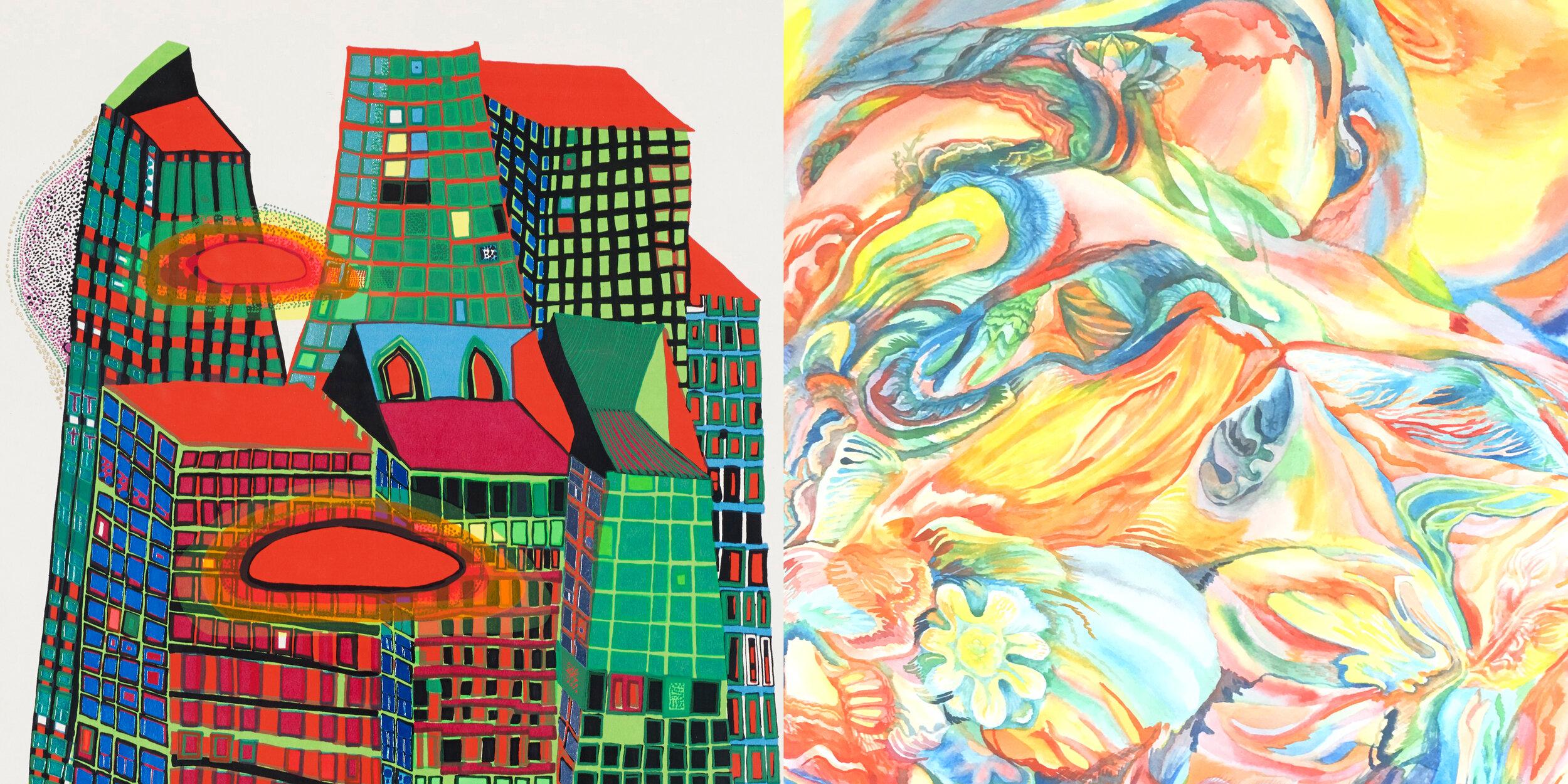 Image: Hundertwasser & Isabel Serrander. Click to download high res.