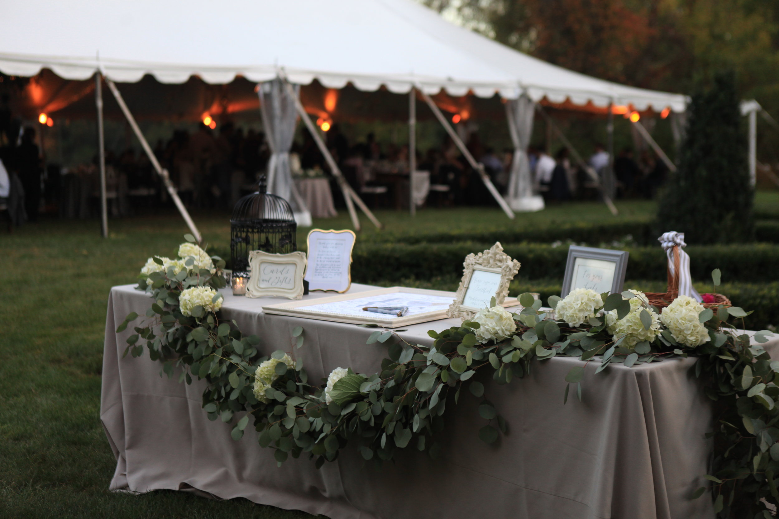 Copy of Place Card Table