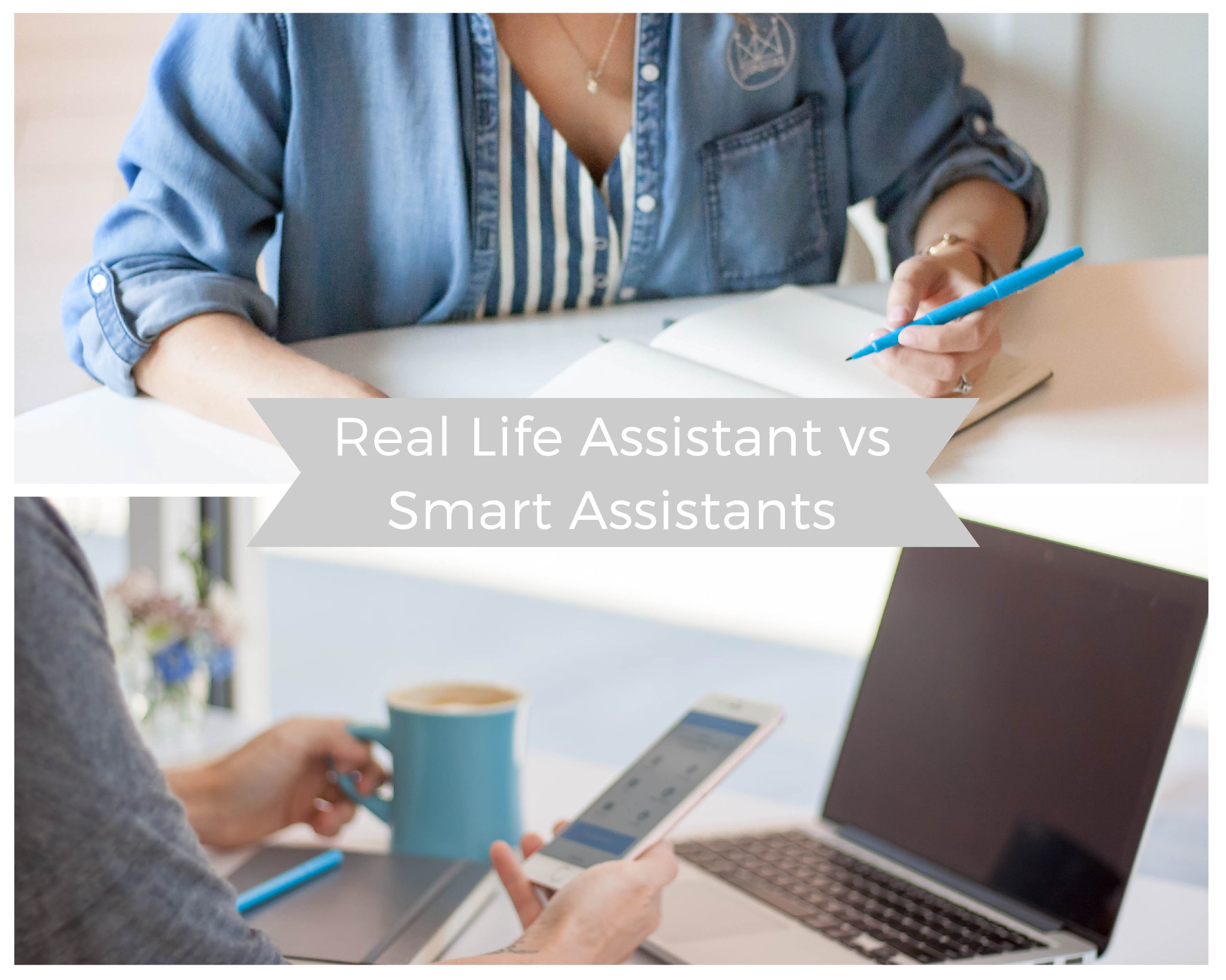 Assistant vs Smart Assistants