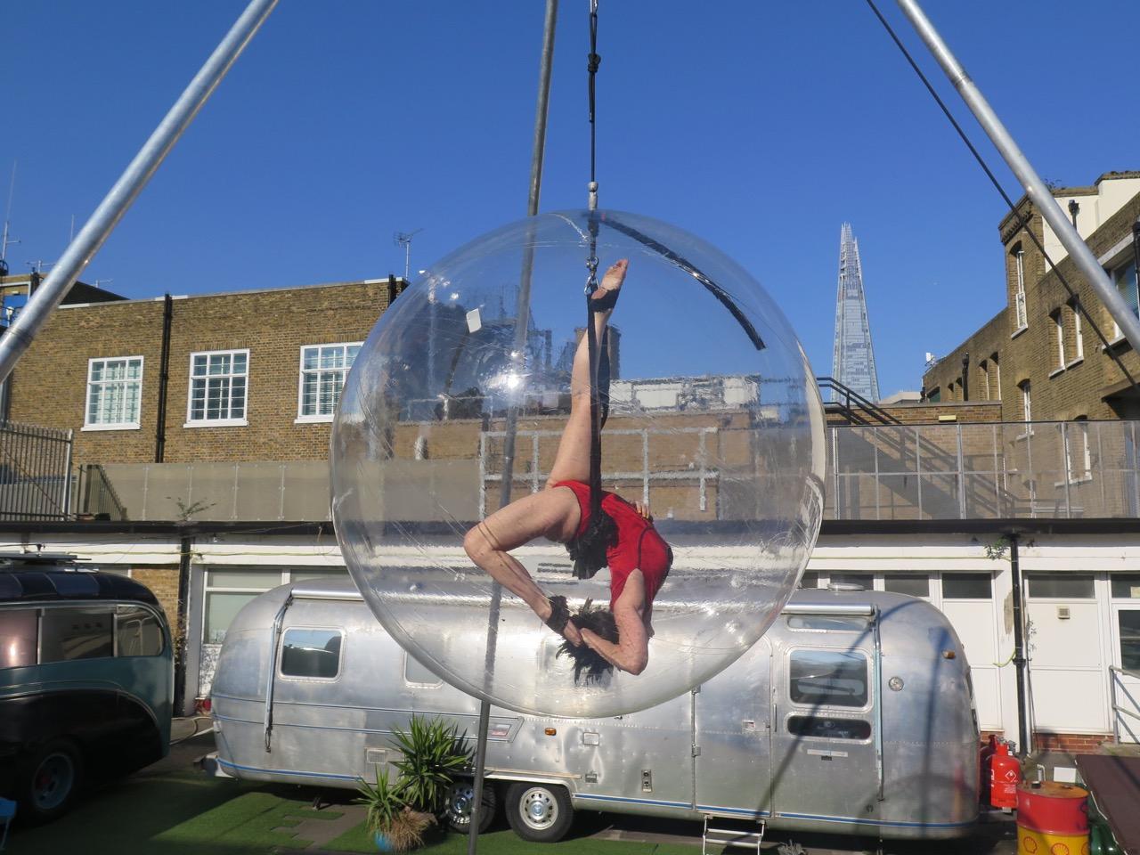 Zero Central London UK Circus