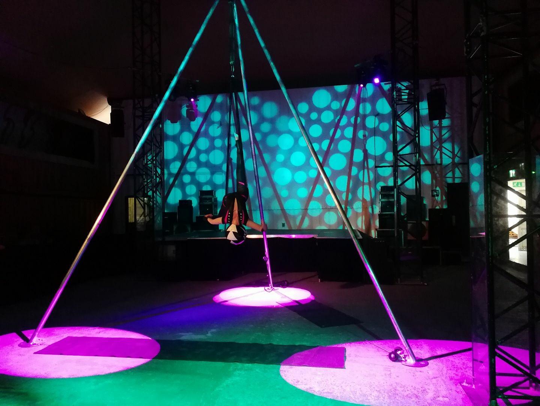 Zero CEntral Circus UK London