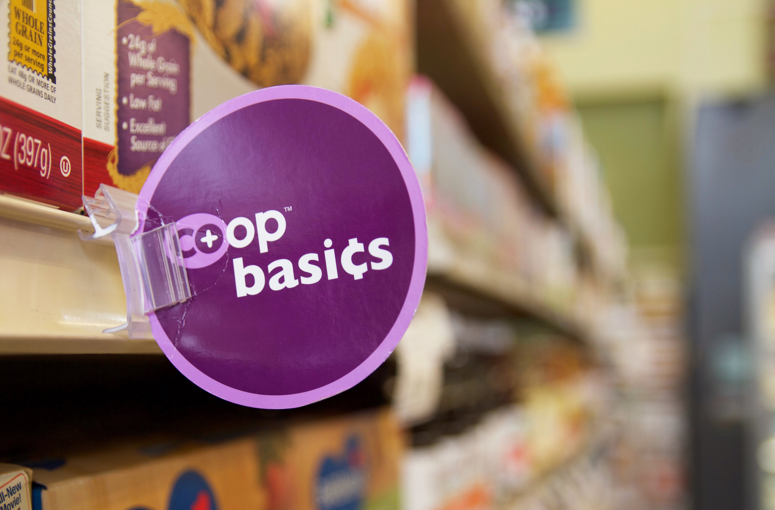 Co-op Basics, everyday low price