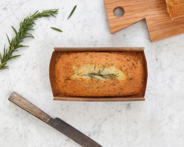 Metropolitan Rosemary Bread Loaf