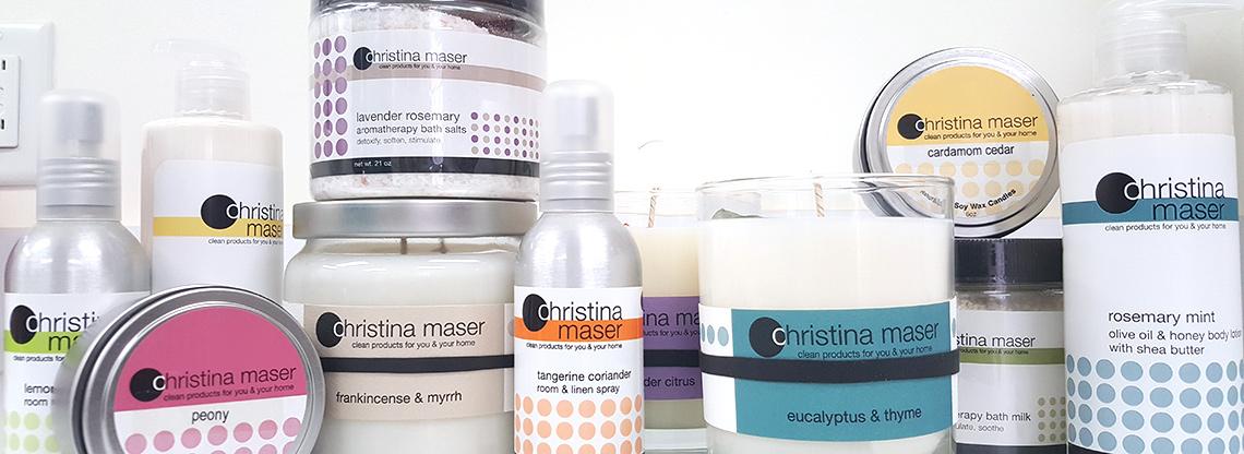 Christina Maser Candles