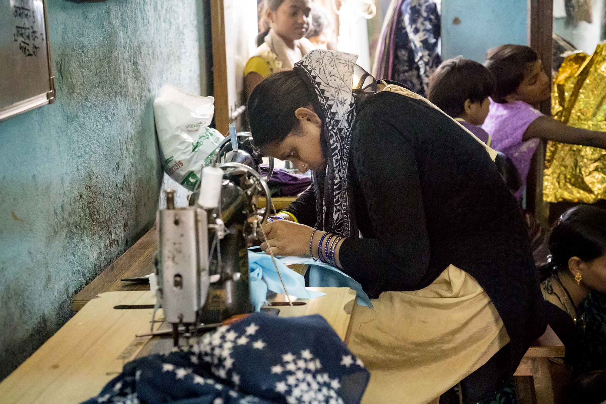 Vision Rescue's Vocational Program in Kalwa
