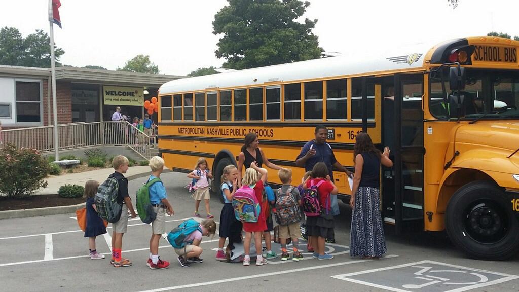 Transportation Metro Nashville Public Schools