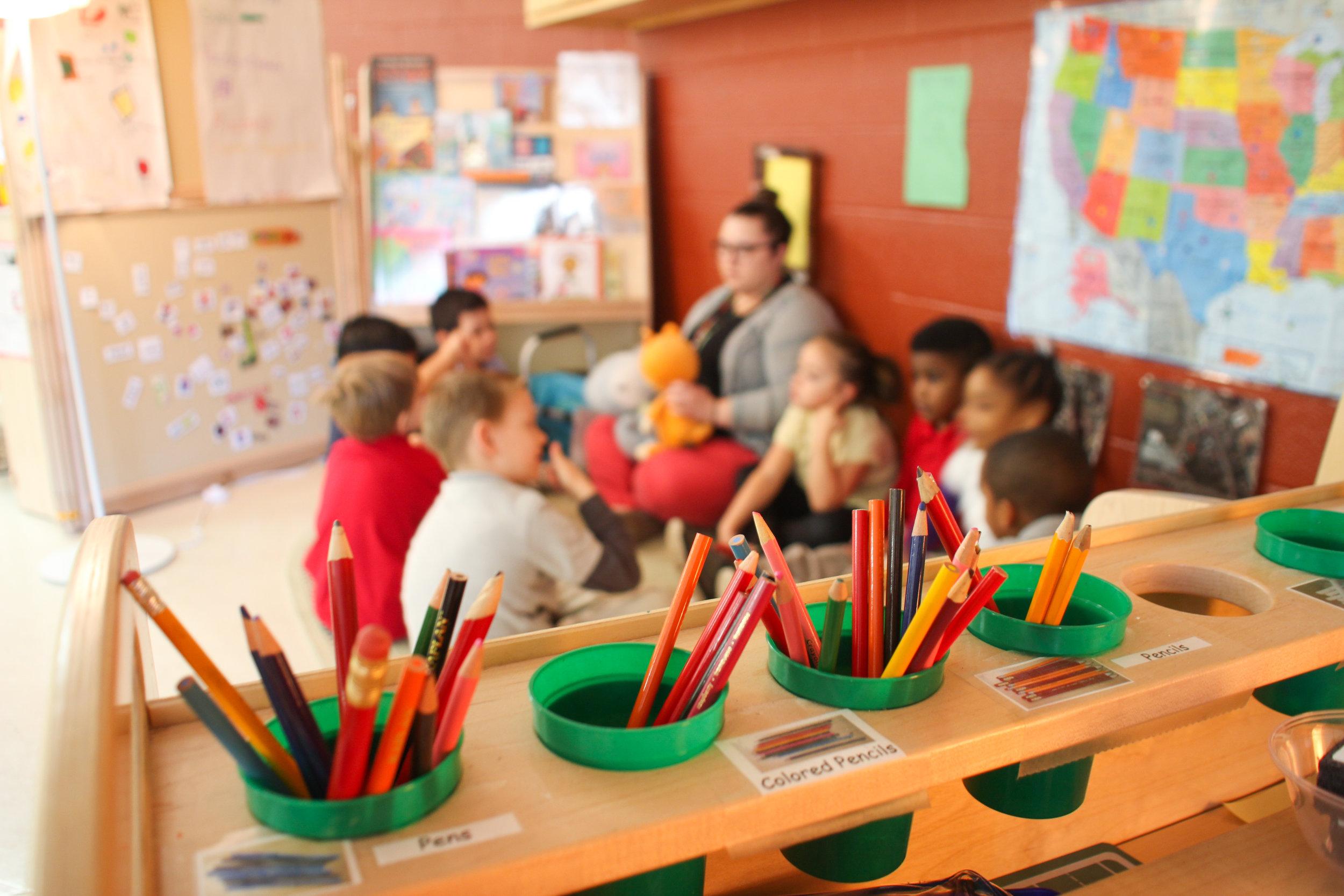 Metro Schools Pre-K