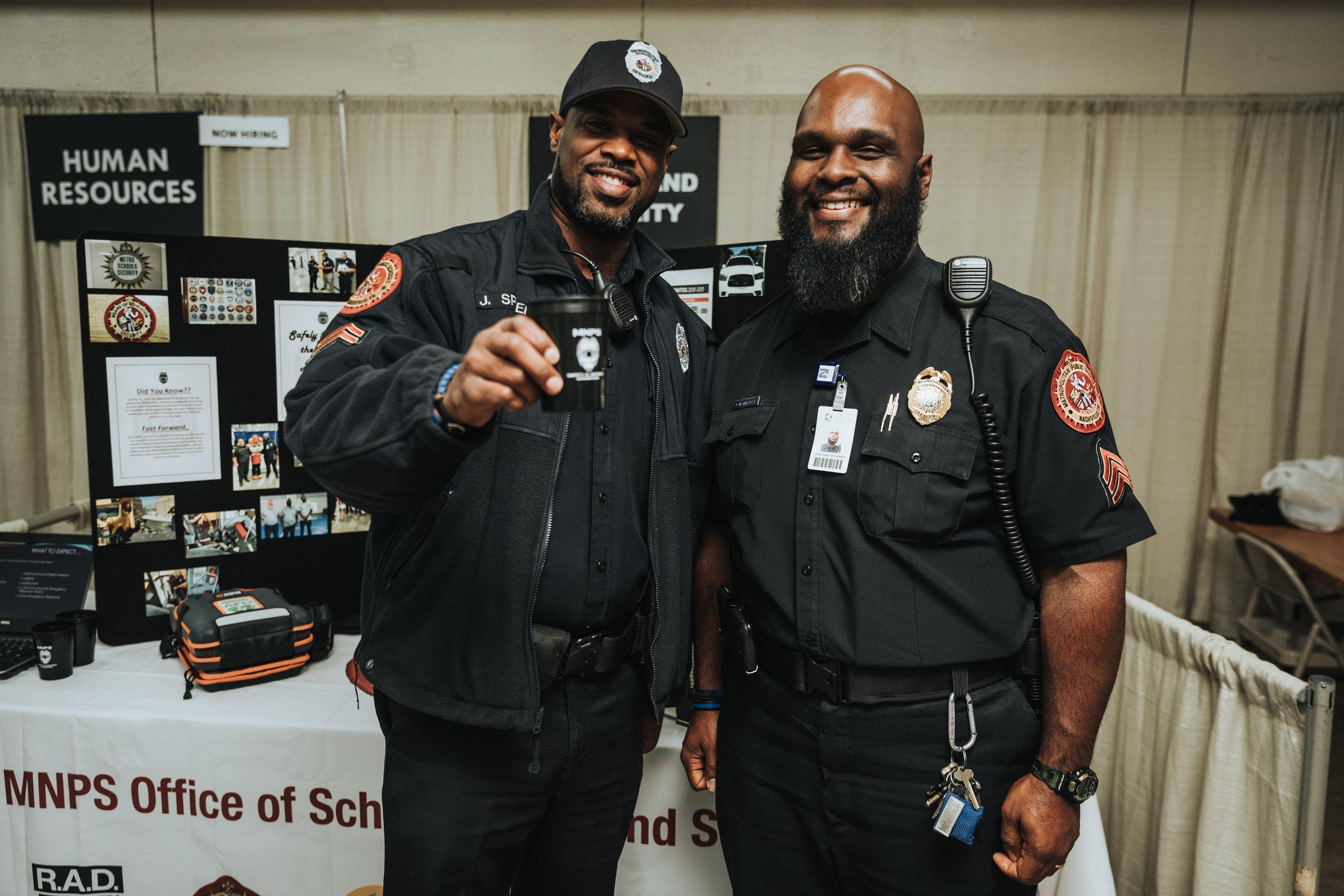 MNPS School Security