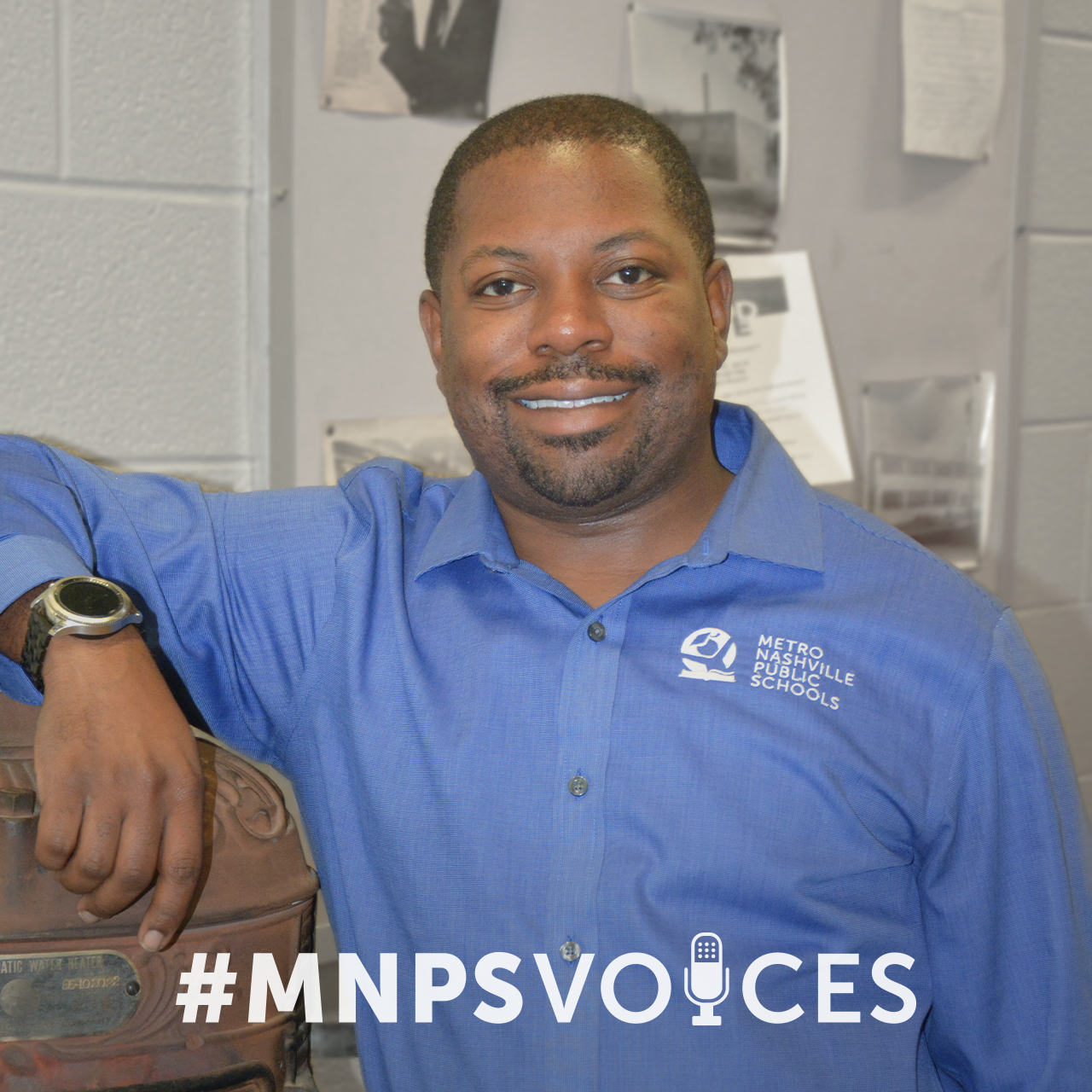 #MNPS Voices AshFord Reed, Facilities, Ground And