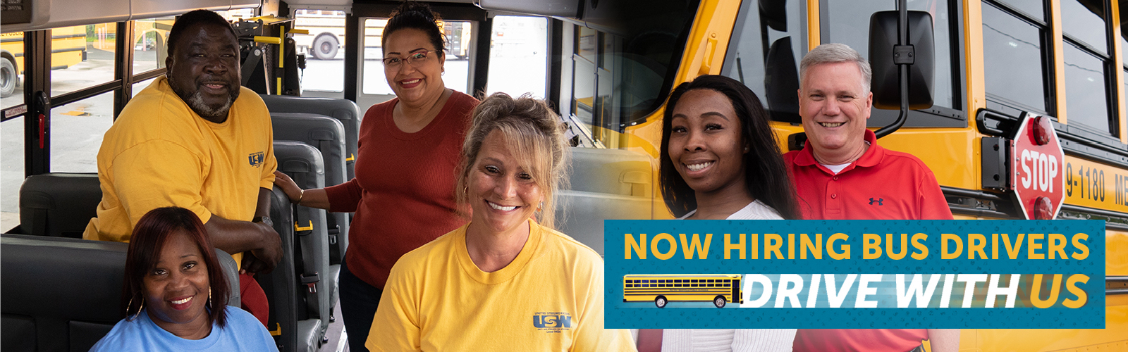 Join our team of dedicated bus drivers