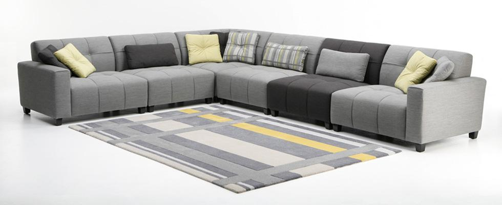 Conrad Sectional by DellaRobbia