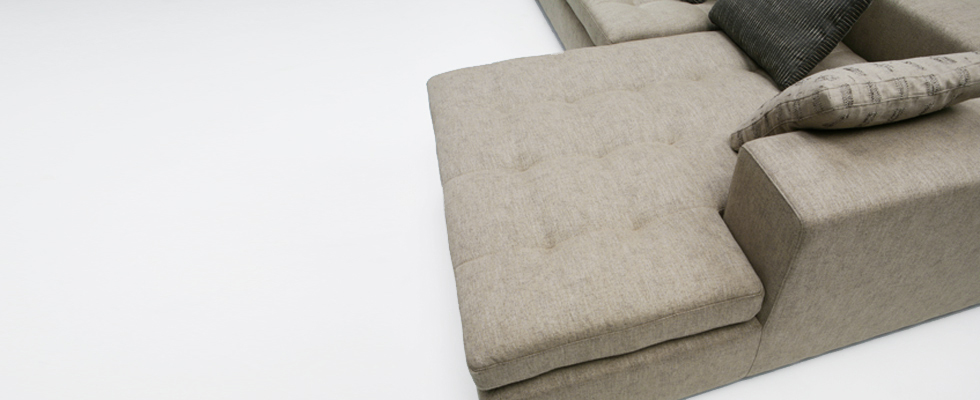 Masin Tufted Seat Detail