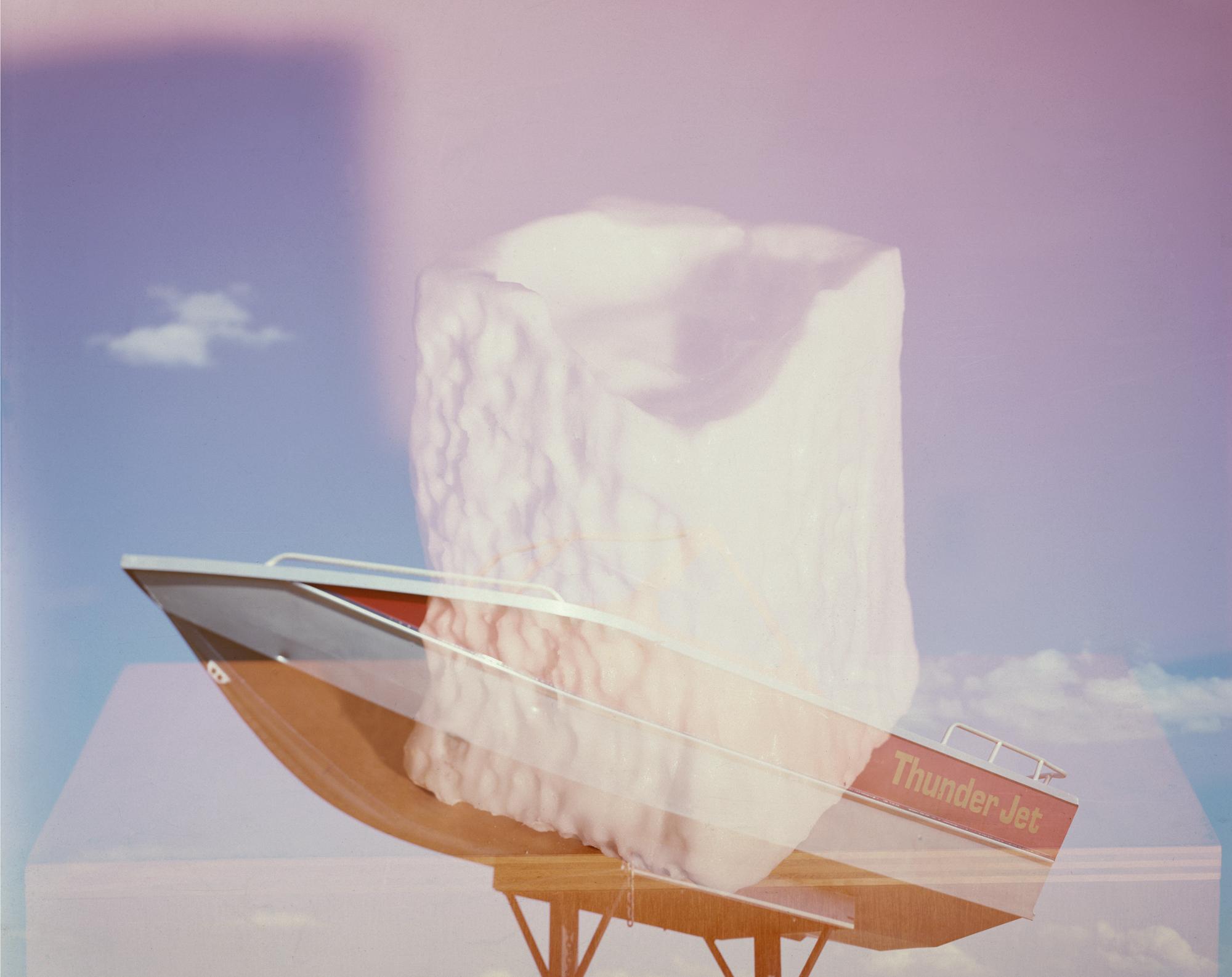 Salt Thunder Jet, Montana